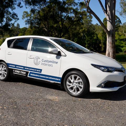 Yatala Car Signs