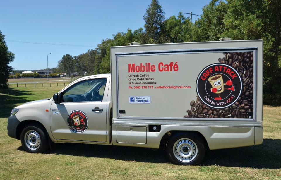 Vehicle Signage Gold Coast