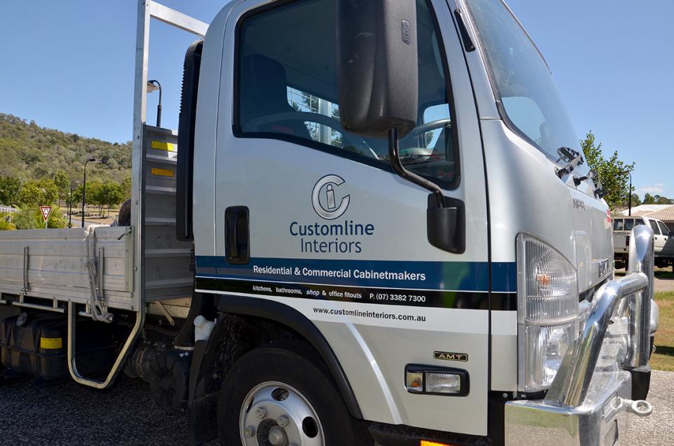 Truck Signage Yatala